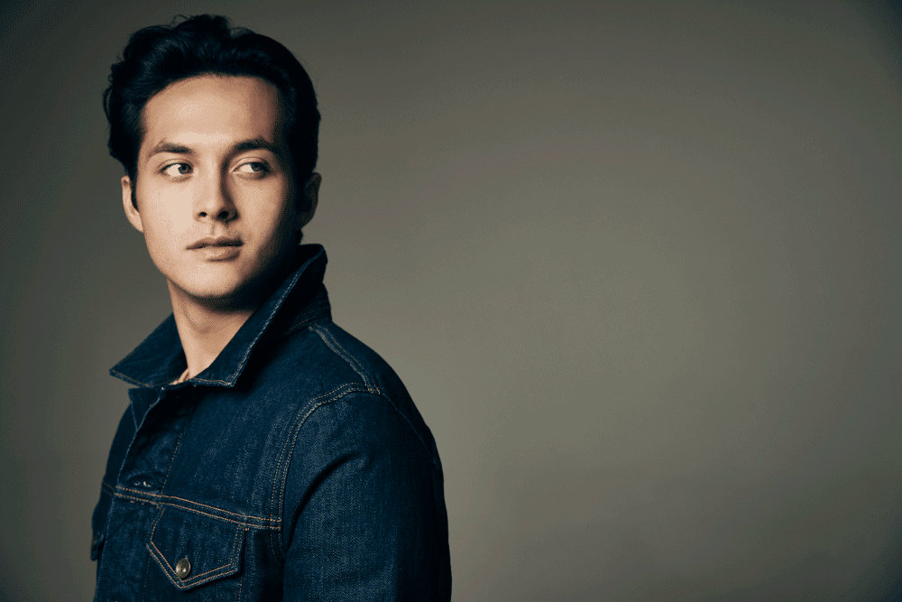 A picture of Laine Hardy.